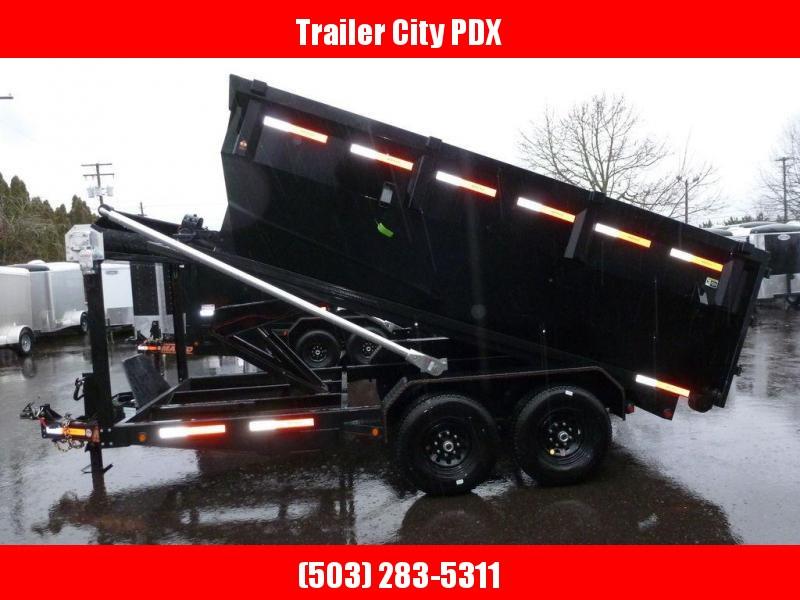 Maxey 83X14 14K Roll-Off Dump w/Tarp