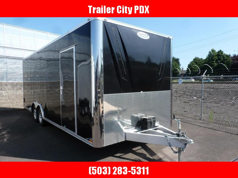 2020 Continental Cargo 8.5 X 24 10K CROSSBOW CAR HAULER RAMP Enclosed Cargo Trailer