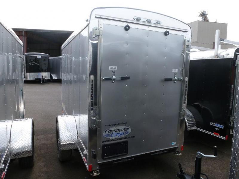 Continental Cargo 5X10 3K RAMP SUPER TALL DIA ICE