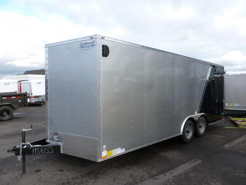 Continental Cargo 8.5 X 24 10K TALL V-SERIES 2 TONE