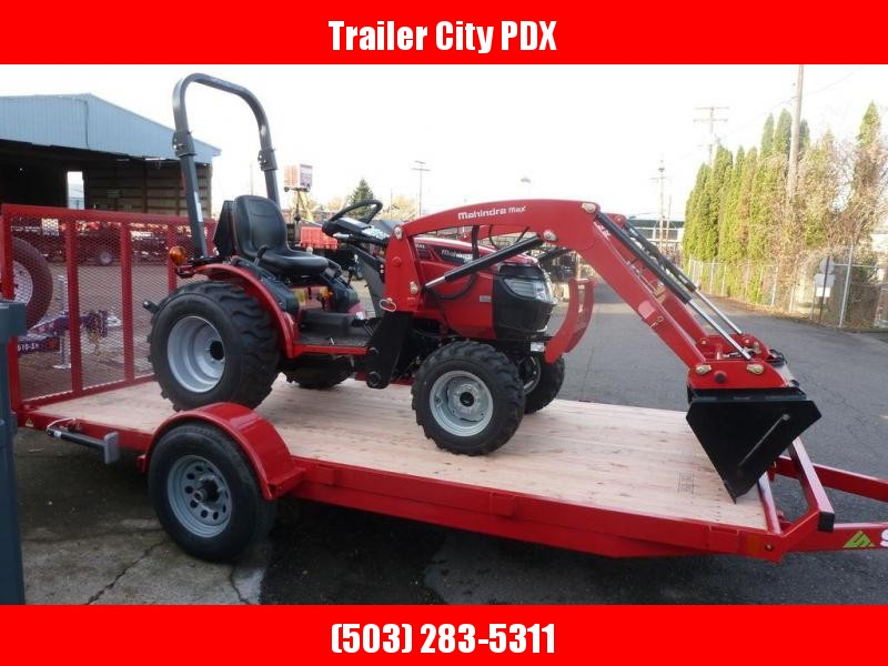 SPECIAL - Mahindra TRACTOR TRAILER PACKAGE