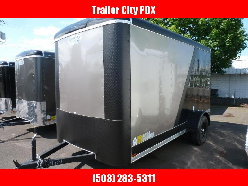2020 Continental Cargo 6 X 10 3K RAMP TALL 2 TONE Enclosed Cargo Trailer