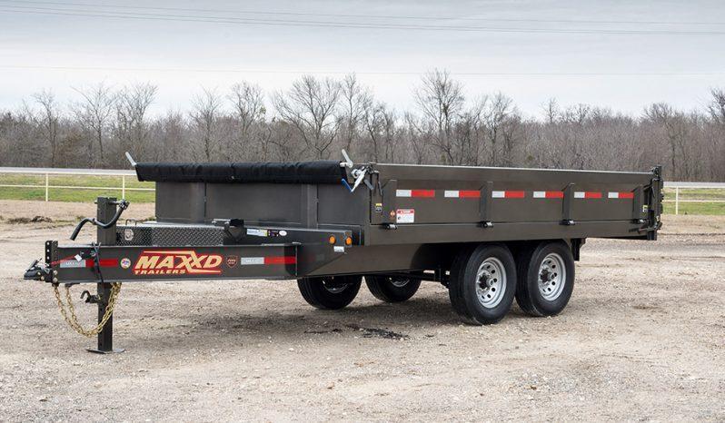 2020 MAXXD 14 X 96 Dump Trailer