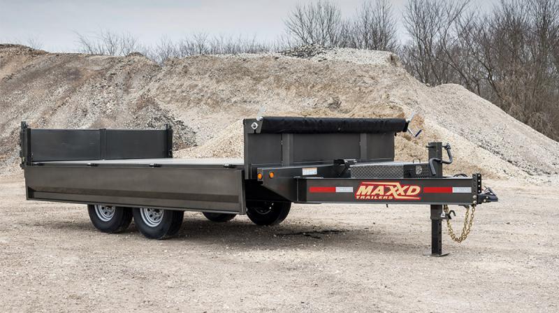 2020 MAXXD 14 X 96 DECKOVER Dump Trailer