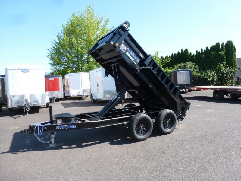 2020 Load Trail DT07 60 x 10 7K DUMP Dump Trailer