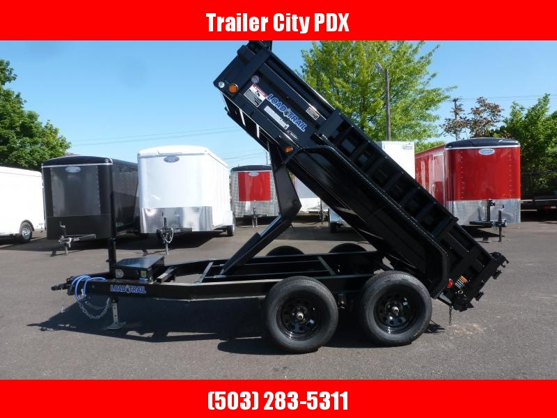 2020 Load Trail DT07 60 x 10 7K DUMP Dump Trailer