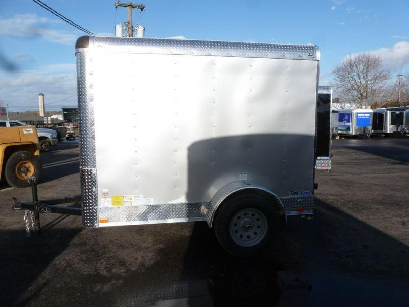 Continental Cargo 5X8 3K RAMP SUPER TALL DIAMOND ICE