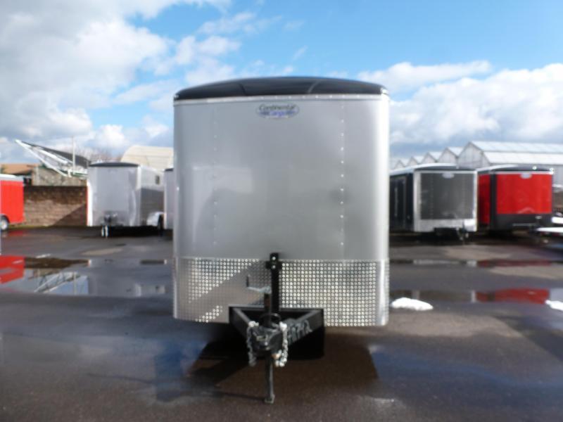 2020 Continental Cargo 7 X 16 7K TALL RAMP DIAMOND ICE Enclosed Cargo Trailer