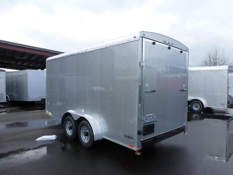 2020 Continental Cargo 7 X 16 7K TALL RAMP DIAMOND ICE Enclosed Cargo Trailer