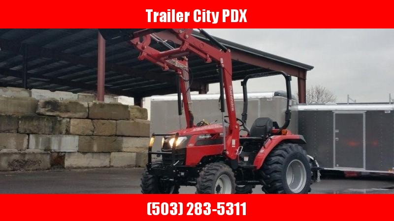 Mahindra 2545 4WD Shuttle - 2 AT THIS REDUCED PRICE