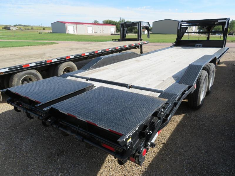 2019 PJ Trailers 26 Drive-Over Fender GN Trailer