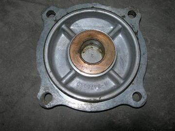 Used John Deere - Gear Case Cap for 40 Series Cornhead AN102512