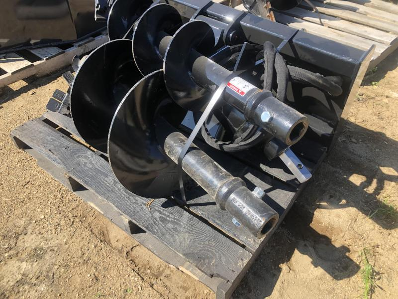 Jenkins Skid Steer Post Auger