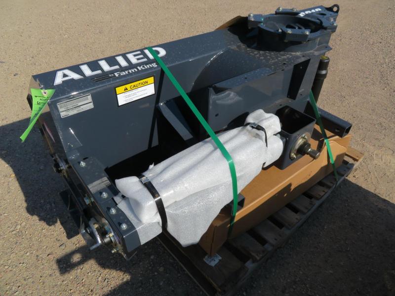 "New Allied 50"" 3 Point Snow blower"