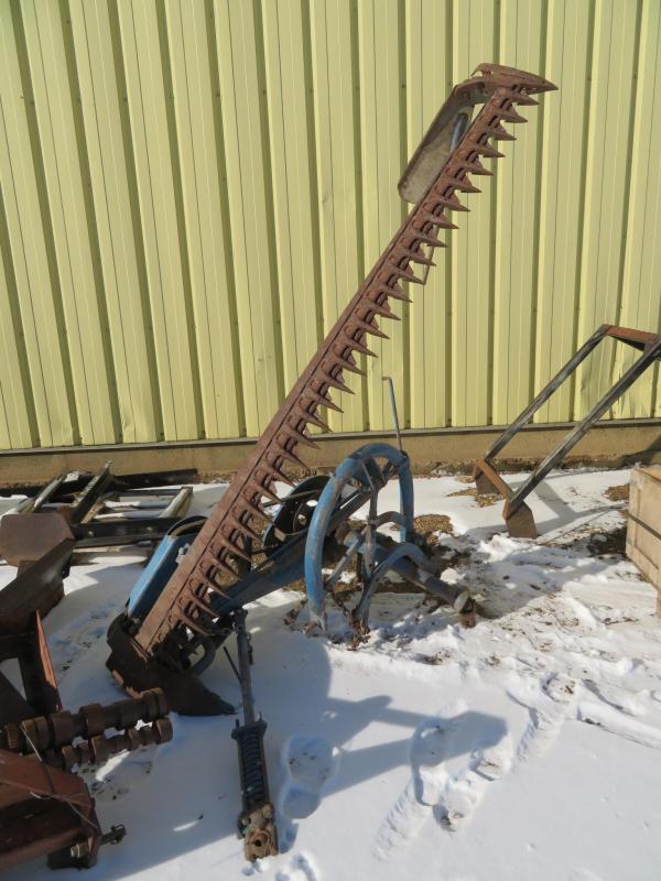 Used Ford 7' Hay Sickle Mower