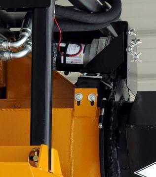 """New Lorenz 7810 78"""" Skid Steer Snow blower"""