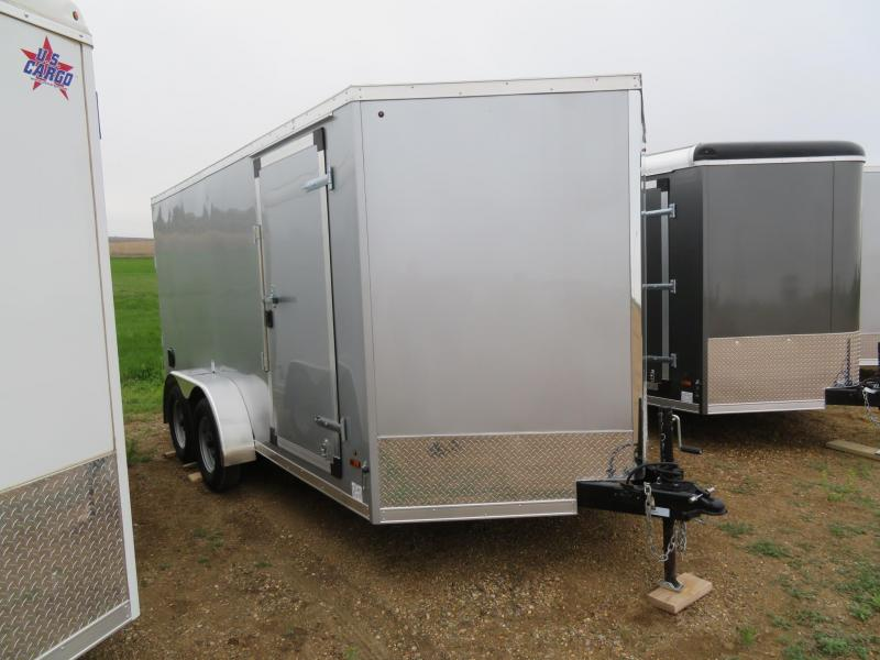 2020 Forest River 7 x 14 Enclosed Cargo Trailer