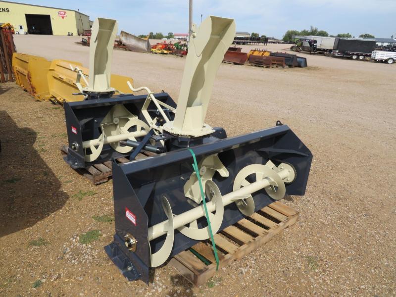 "New Allied 60"" 3 Point Snow blower"