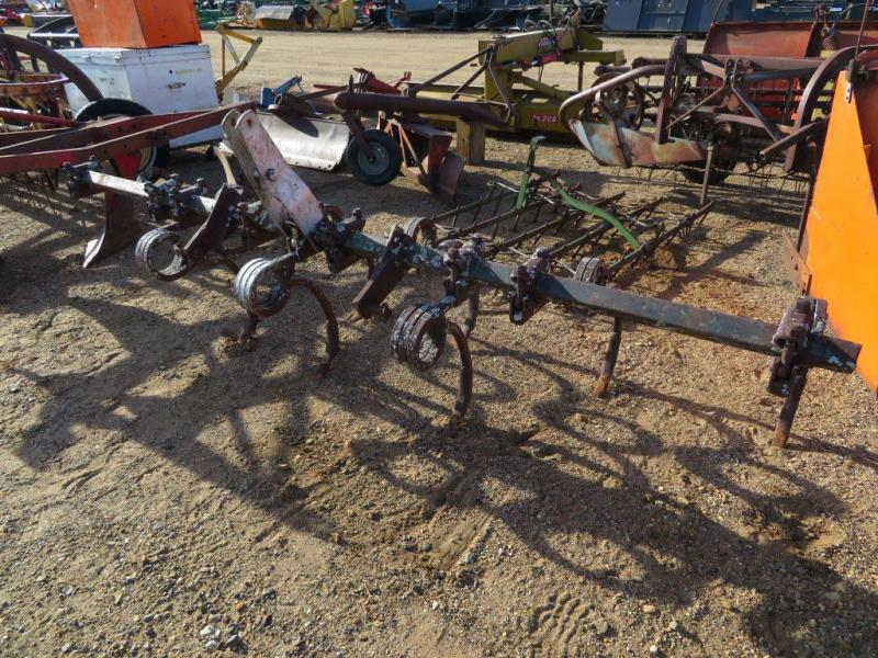 Used John Deere 10' 3 Point Cultivator