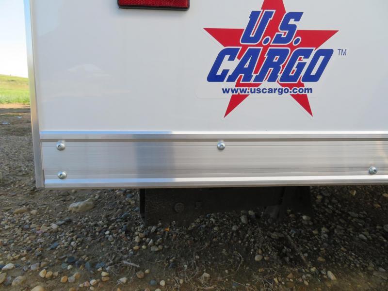 2020 US Cargo 6 x 10 Enclosed Cargo Trailer