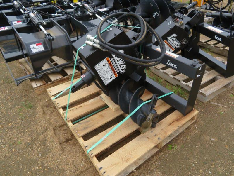 New Lowe 1650 Classic Skid Steer Post Hole Auger