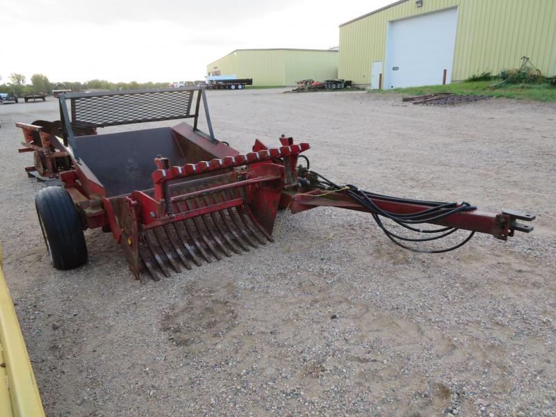 Dakon 275 Pulltype Reel Rockpicker