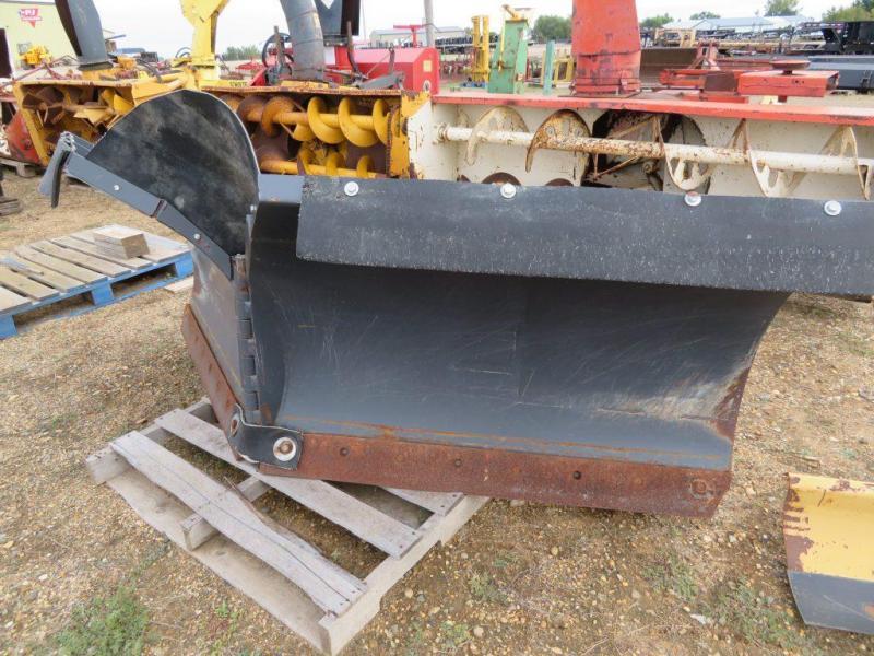 "Used Bobcat 96"" Snow V-Blade for Skid Steer"