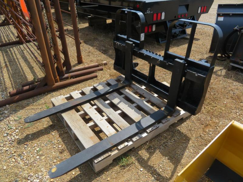 New HLA Horst Pallet Forks Loader Global / Euro