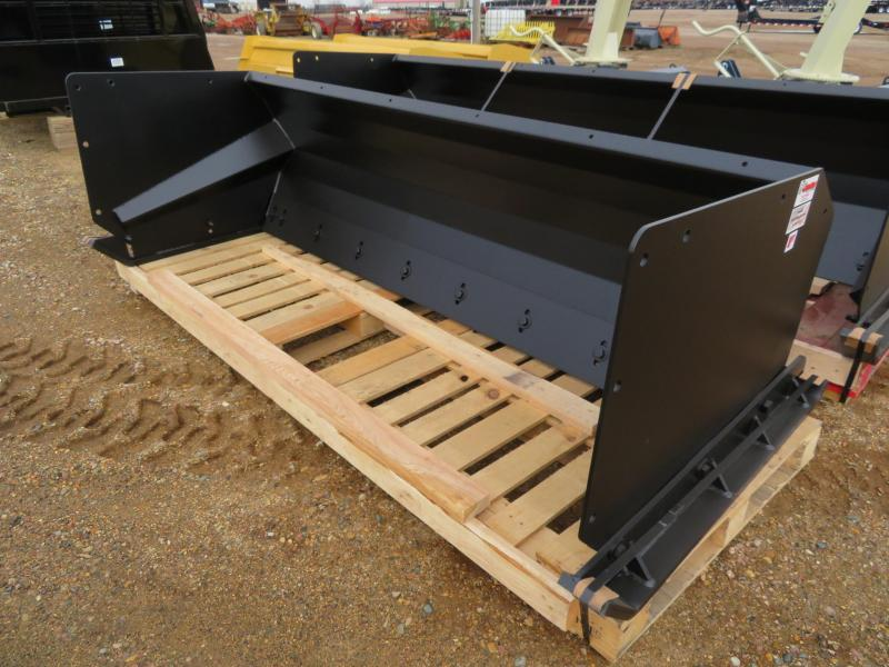 Jenkins 8' Skid Steer Snow Pusher