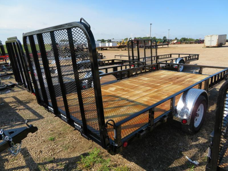 2020 PJ Trailers 14 ATV Utility Trailer