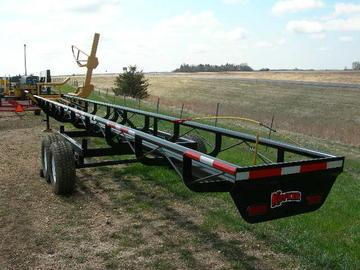 New Koyker 7000 Round Bale Transport
