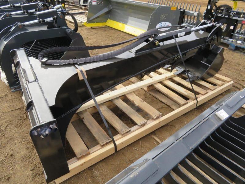 New Jenkins Skid Steer Backhoe