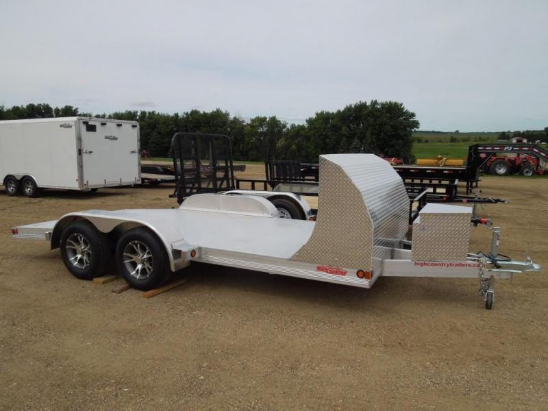 2020 High Country 80 x 16 Car Hauler