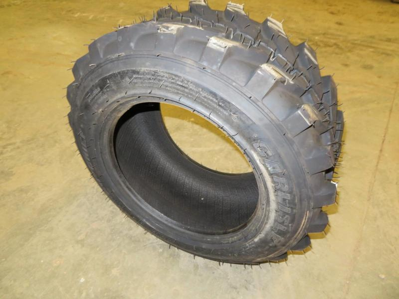 Unused Carlisle Trac Chief 10 - 16.5 Skid Steer Tires