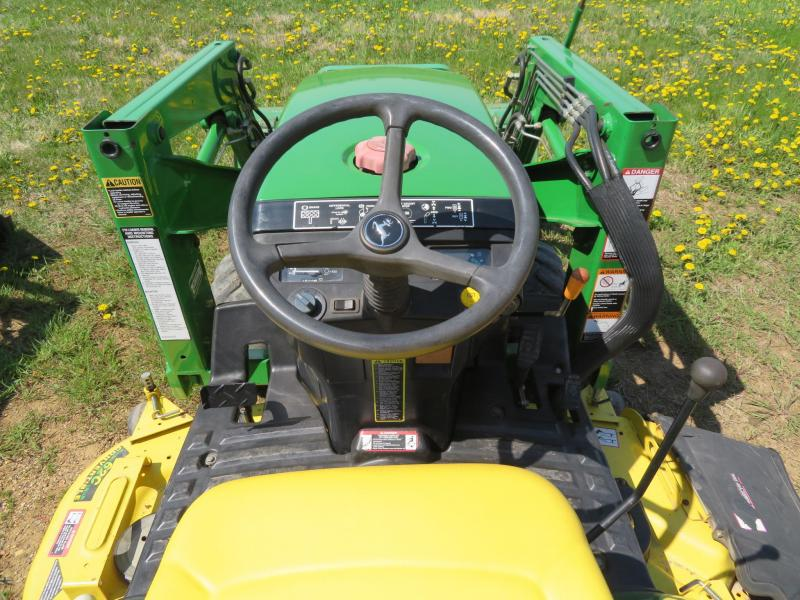 2003 John Deere 2210 Tractor w/Loader and Mower