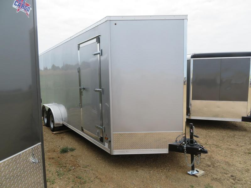 2020 Forest River 7 x 20 Enclosed Cargo Trailer