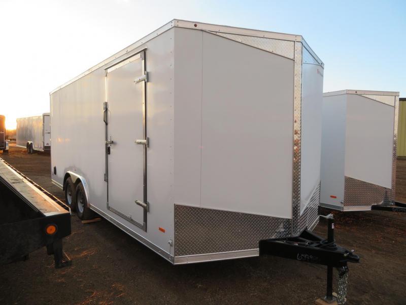 2020 RC Trailers 8.5 x 20 Enclosed Cargo Trailer