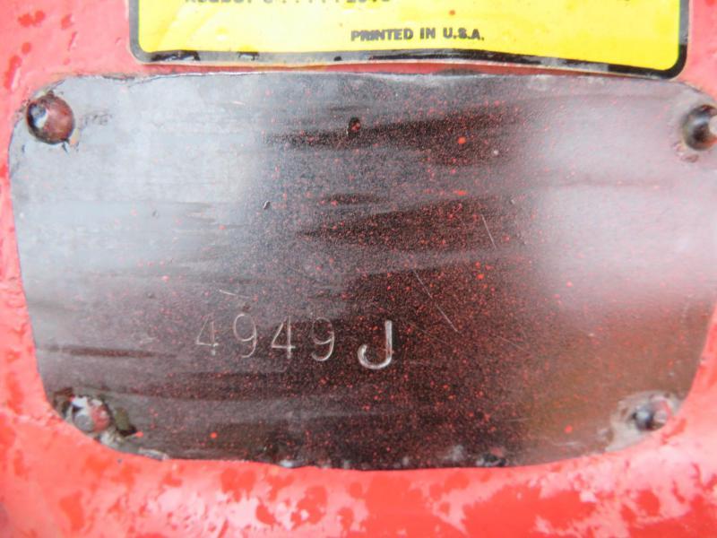 1956 International 130 Tractor