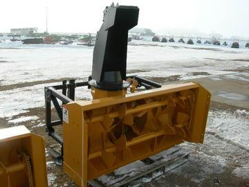 "New Lorenz 5310 66"" Snow blower"