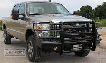Ford 2011-16 Super Duty - New Ranch Hand Legend Front Bumper Replacement