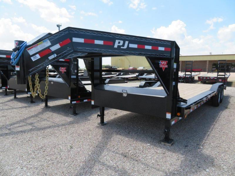 2019 PJ Trailers 26 Superwide Equipment Trailer