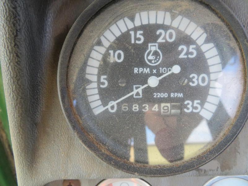 1977 John Deere 7700 Combine