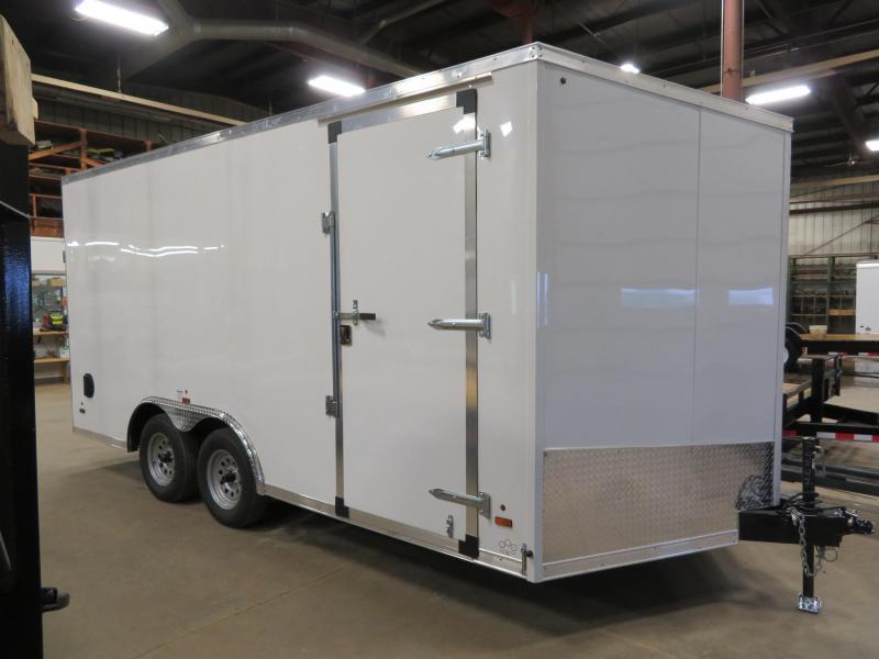 2020 US Cargo 8.5 x 16 Enclosed Cargo UTV Trailer