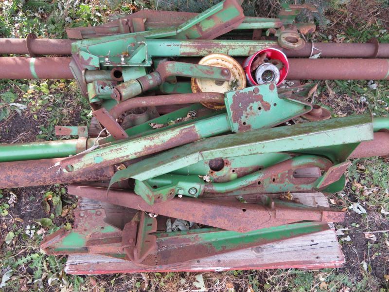 Parts for John Deere Pickups