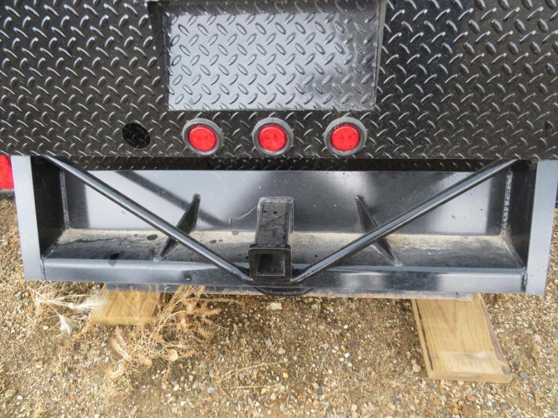 2020 JI Mfg 82 x 84 Truck Bed
