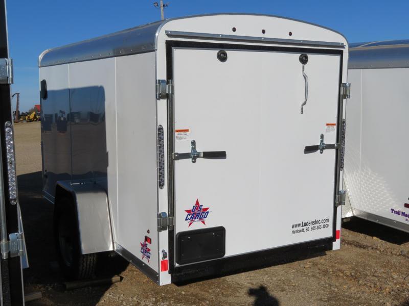 2020 US Cargo 5 x 10 Enclosed Cargo Trailer