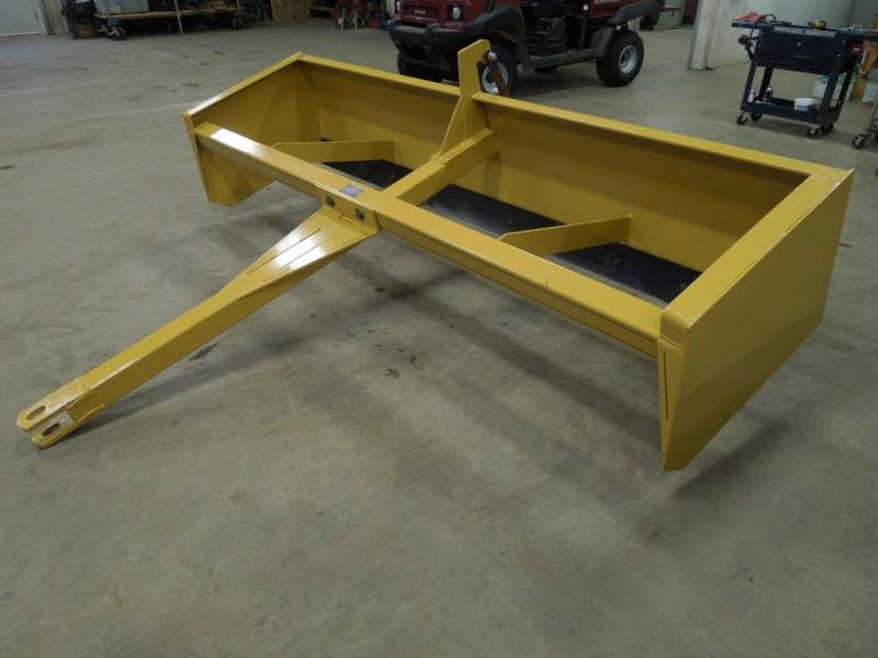 Diamond H Resources 10' Pulltype Boxscraper