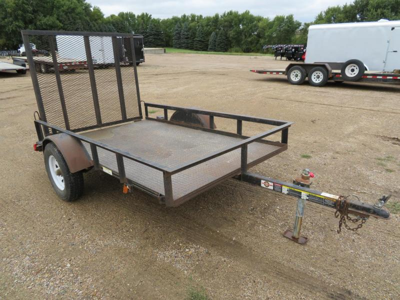 2003 Carry-On 8 Utility Trailer