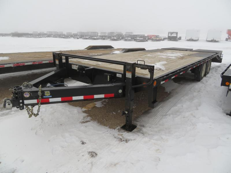 2018 Load Trail 24 Equipment Trailer
