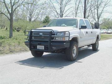Chevy 2003-07 - New Ranch Hand Legend Front Bumper Replacement